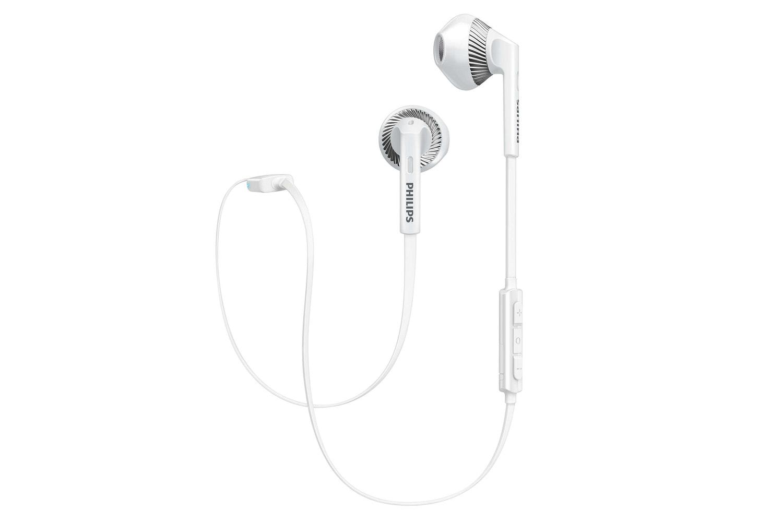 Philips In Ear Wireless Earphones | White