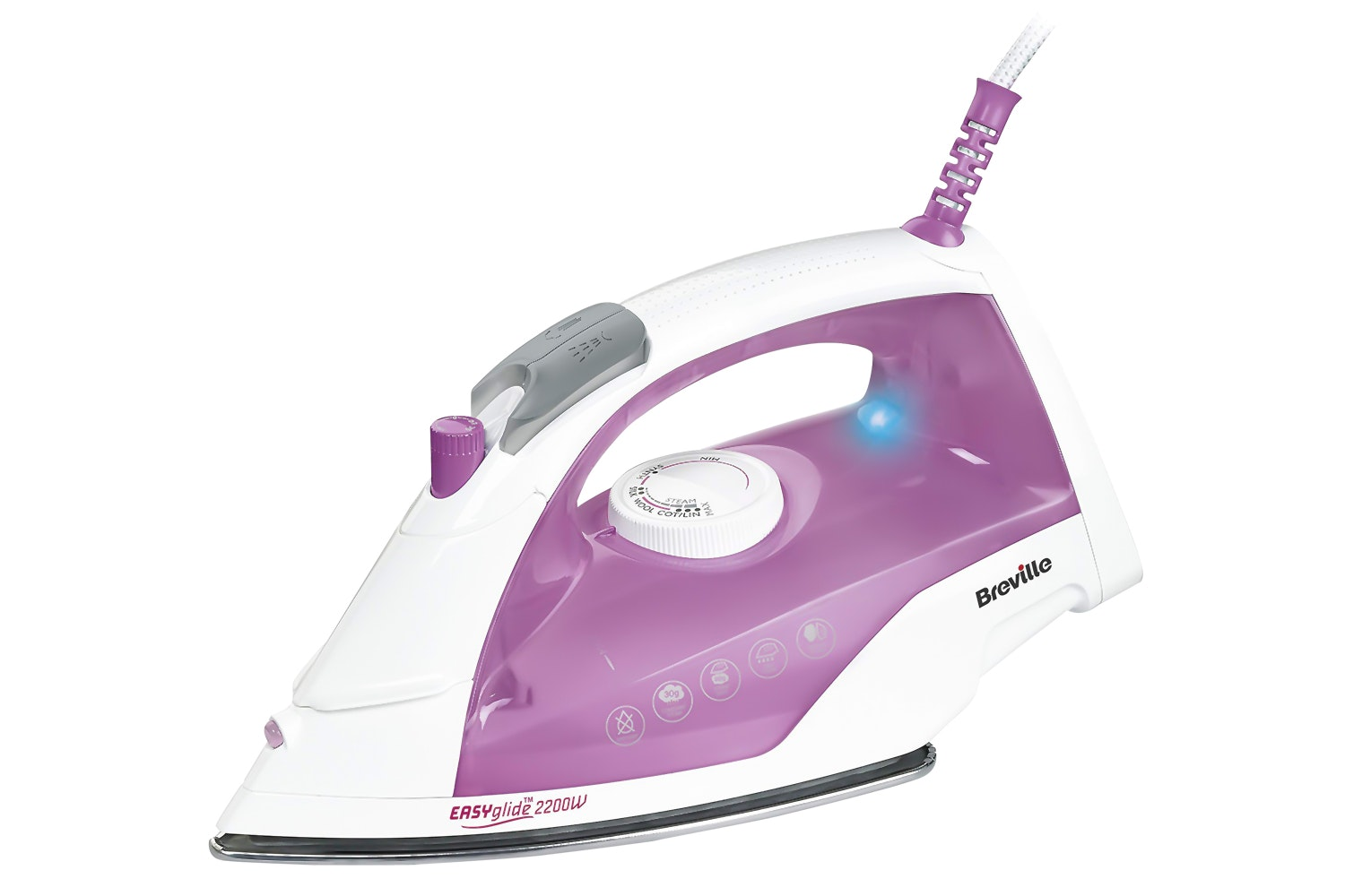 Breville Easy Glide 2200W Steam Iron | VIN304