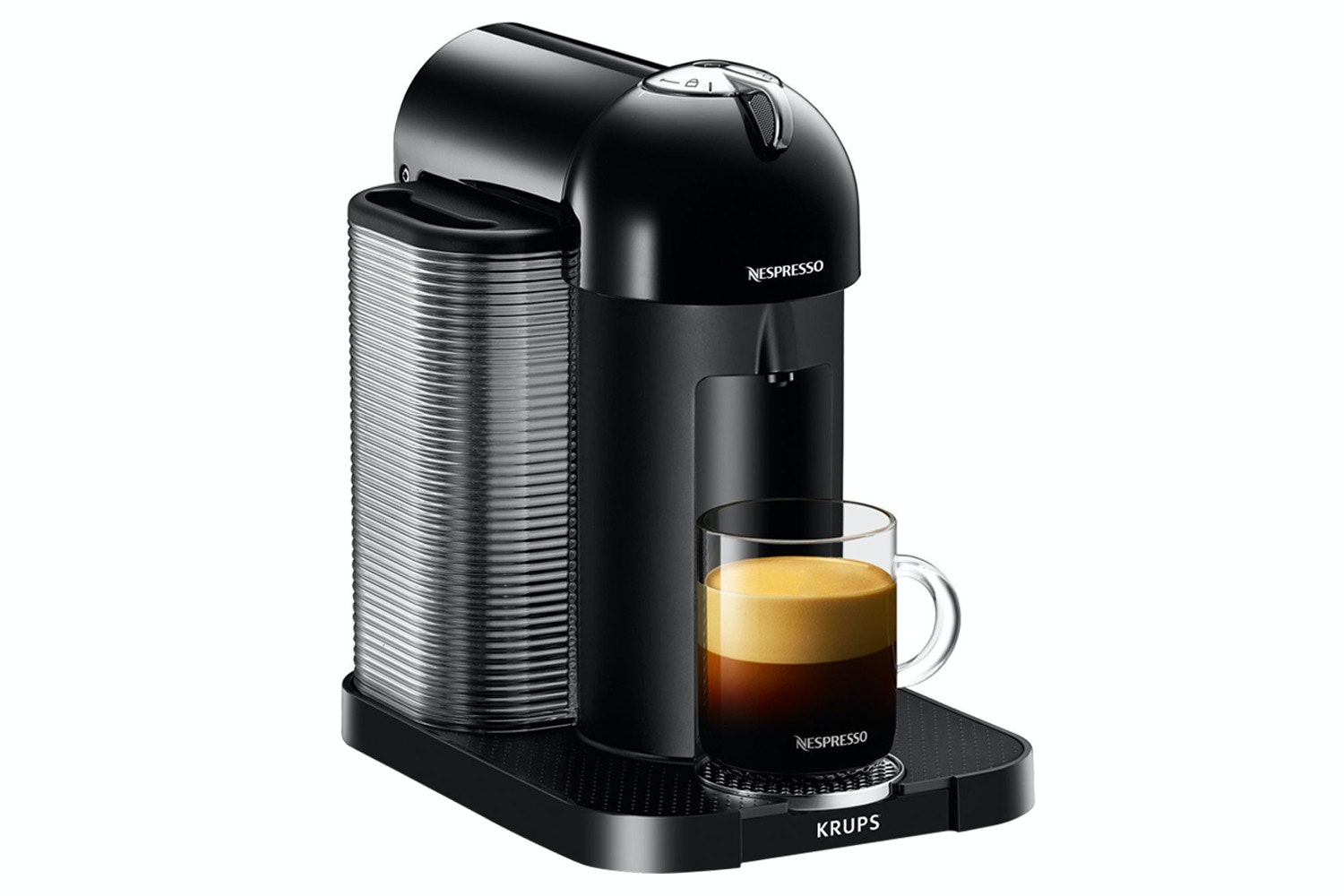Krups Nespresso Vertuo Coffee Machine | Black