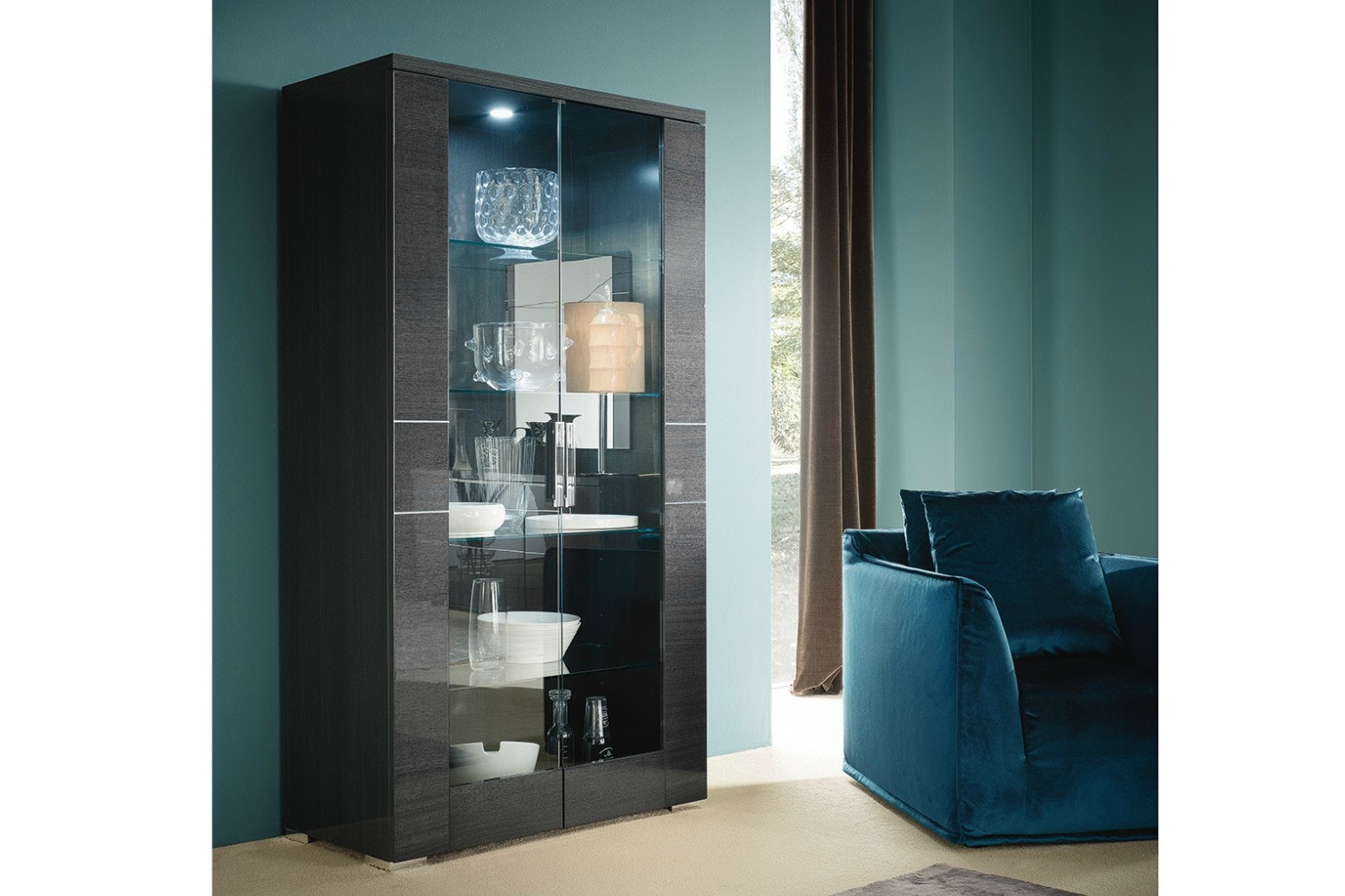 Versilia Display Cabinet