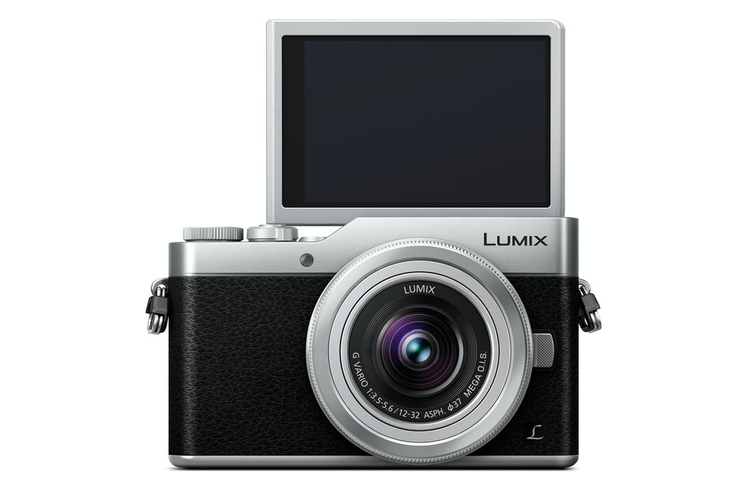 Panasonic GX800 & 12-32mm Lens Kit | Black & Silver