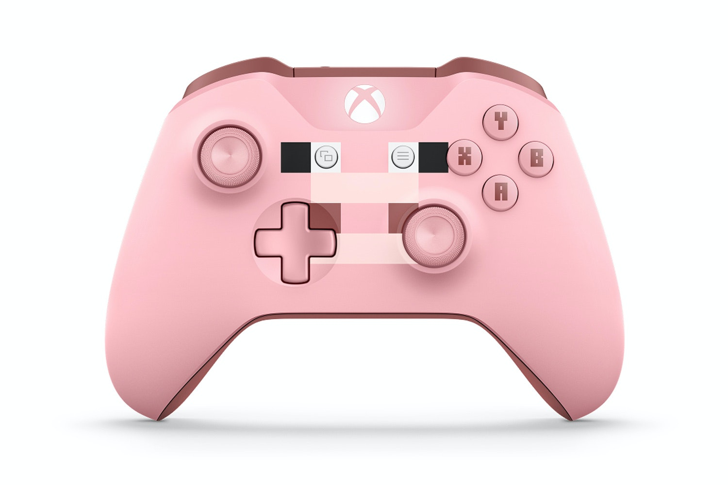Xbox One Controller | Pink Minecraft