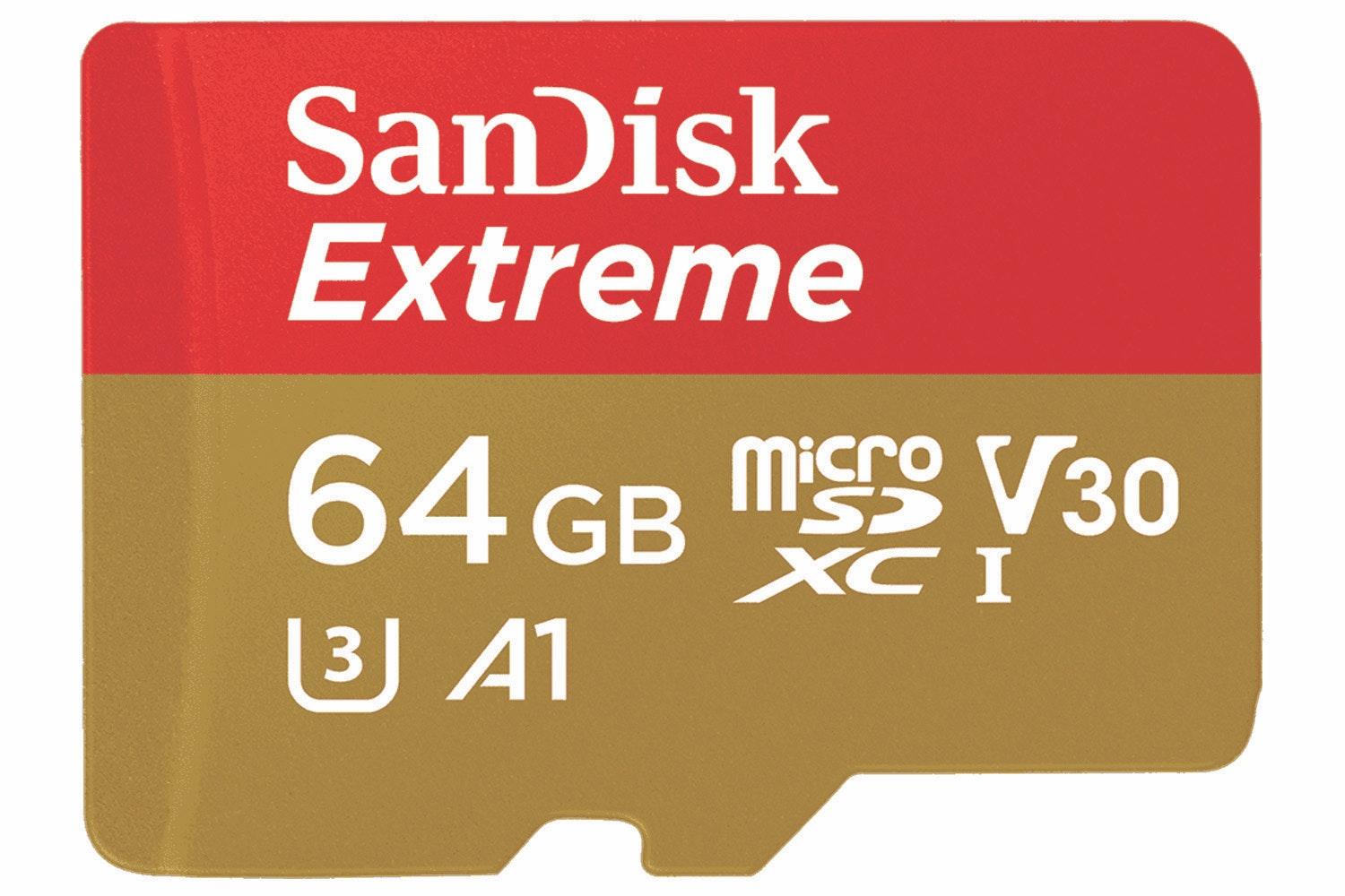 Sandisk Extreme Micro SD Card | 64GB