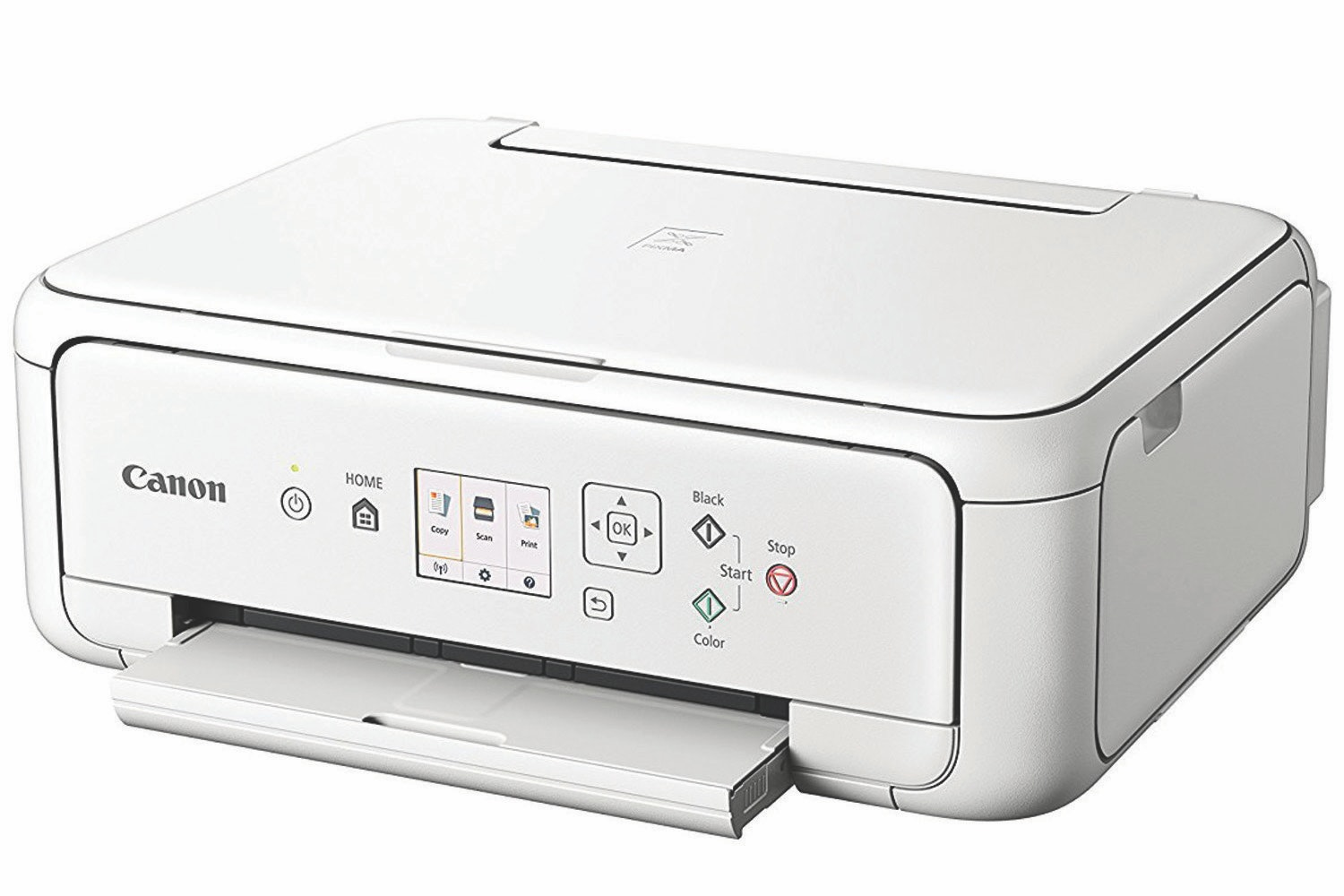 Canon Pixma TS5151 All In One Inkjet Printer | White