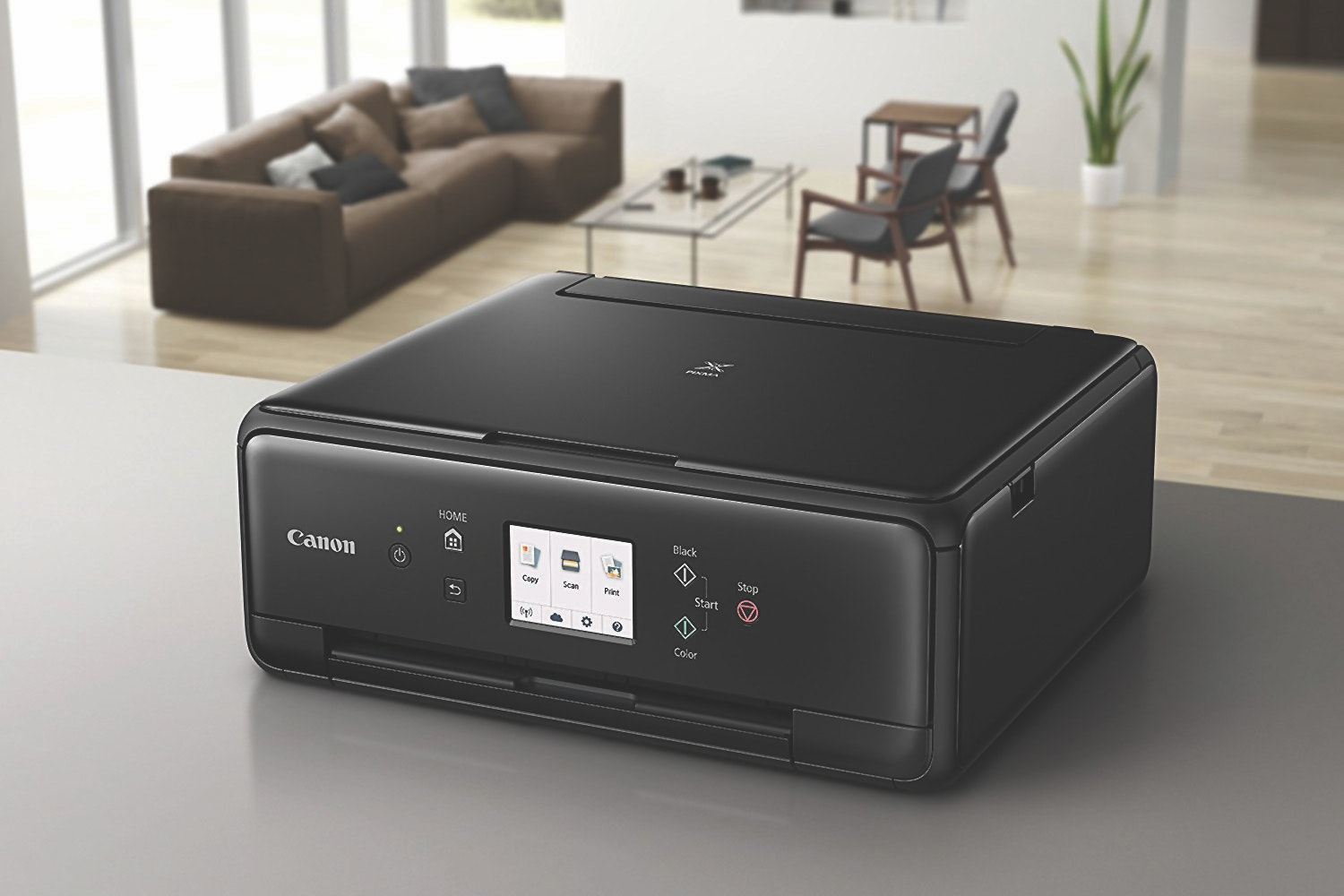 Canon Pixma TS6150 All In One Inkjet Printer | Black