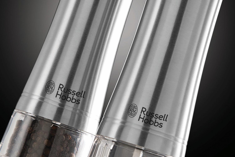 Russell Hobbs Salt & Pepper Grinder | 23460 | Silver