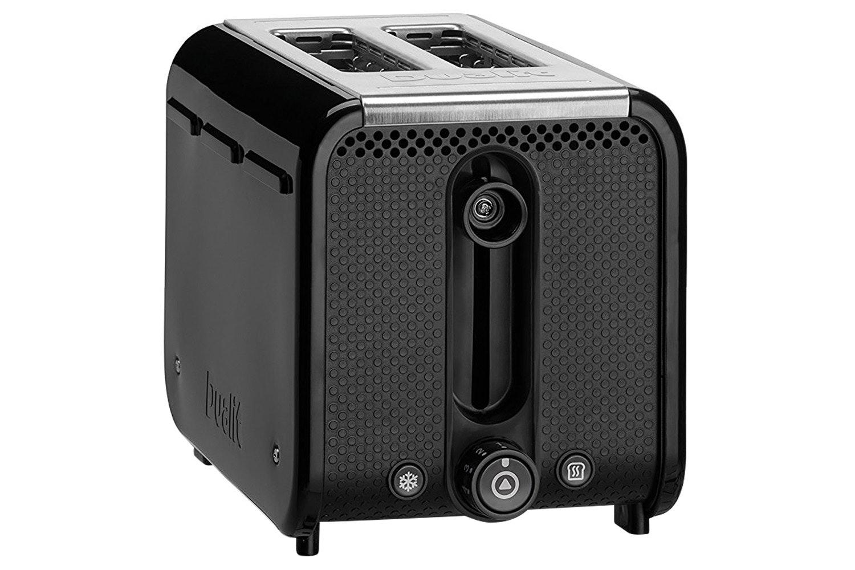 Dualit Studio 2 Slice Toaster | 26400 | Black