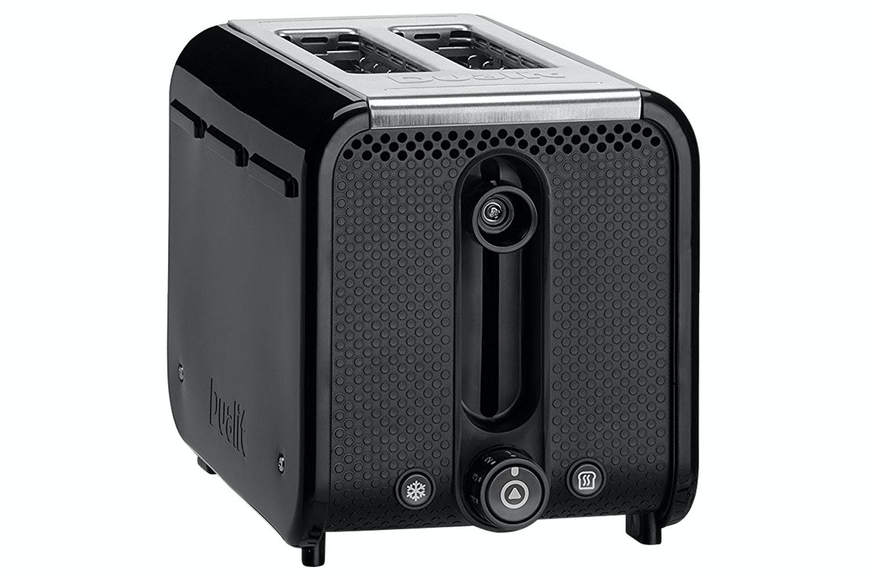 Dualit Studio 2 Slice Toaster | Black