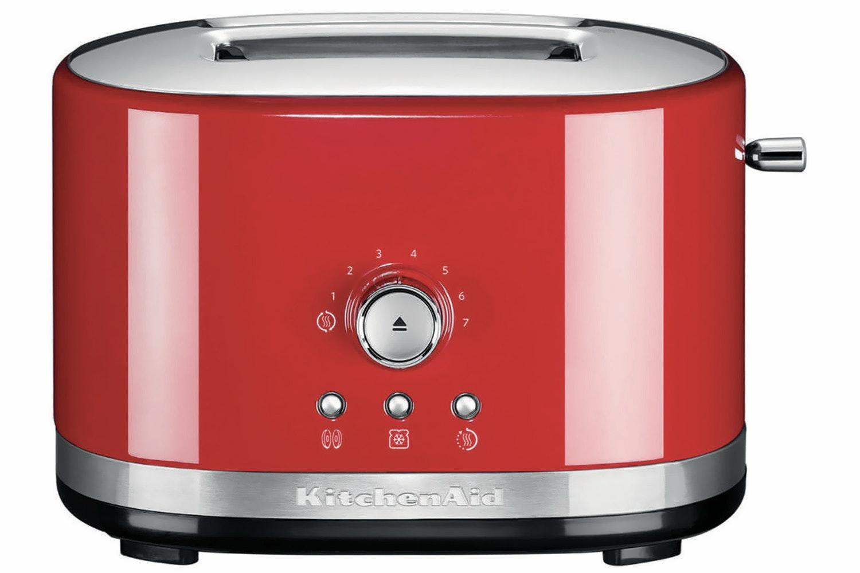 KitchenAid 2 Slice Toaster | Empire Red