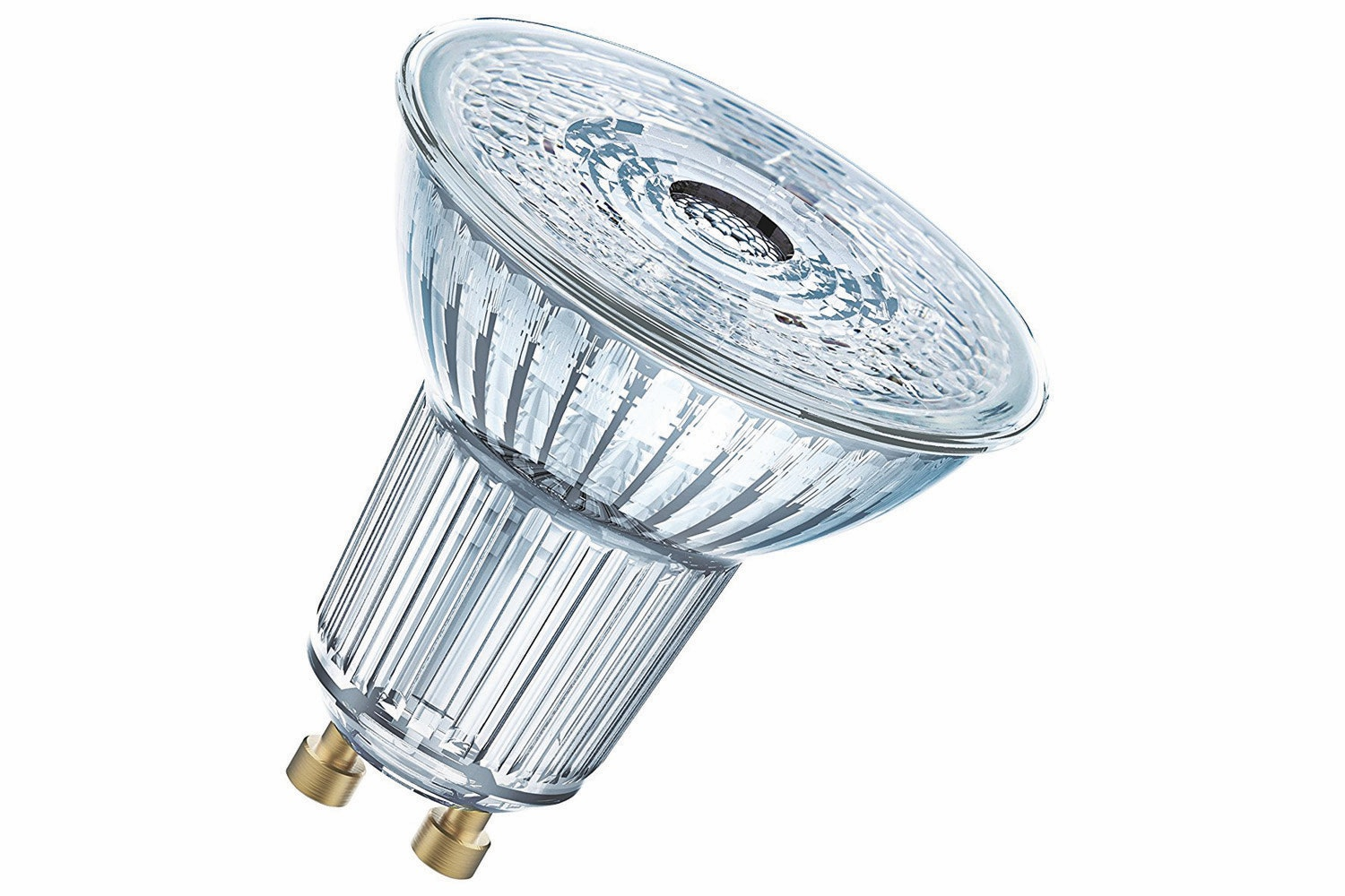 Osram 4.3W GU10 LED Base | Glass Warm White