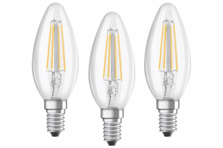 Osram 4w E14 Led Bulb Warm White Ireland Fluorescent Lamp Driver