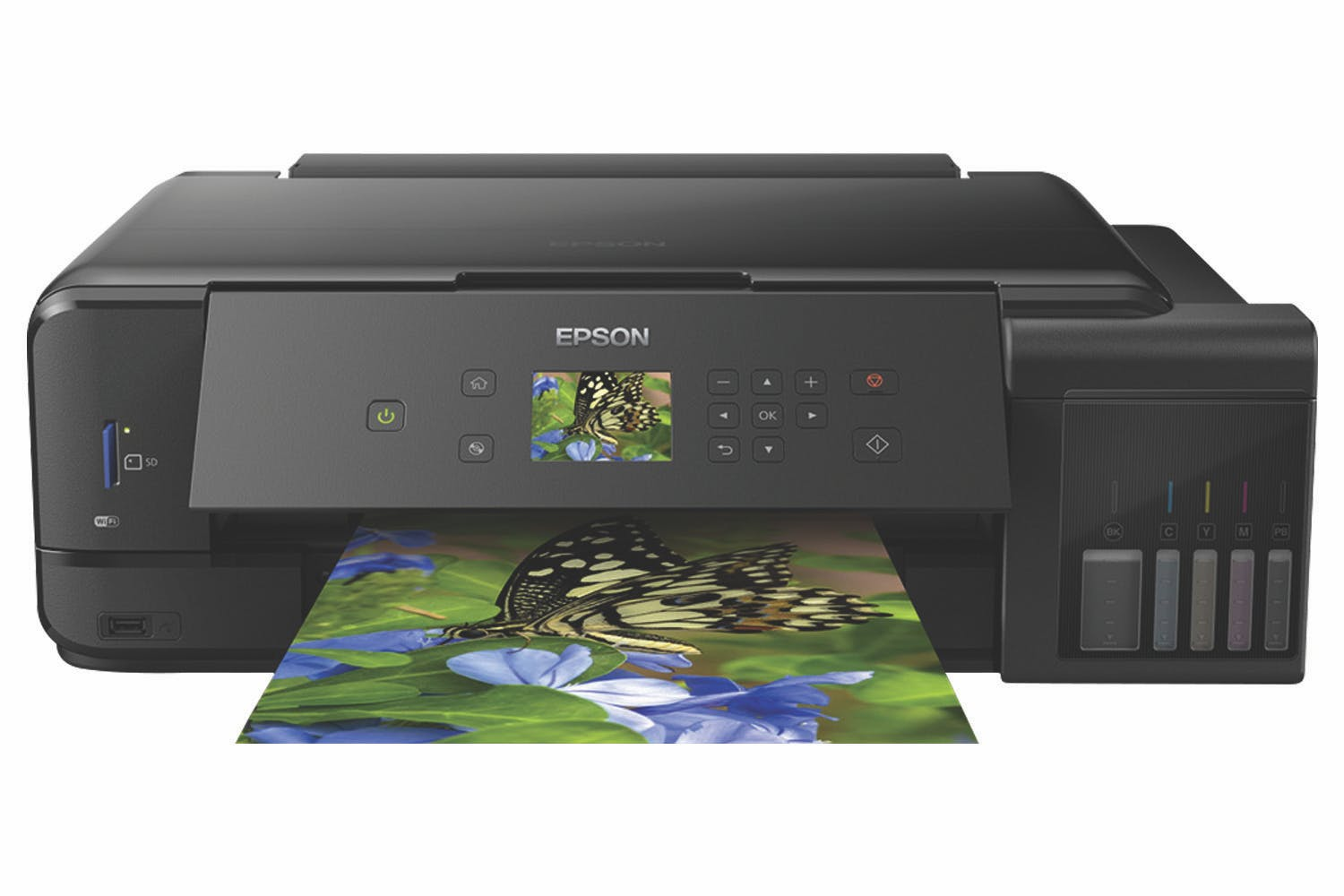 Epson EcoTank ET-7750 Multifunction Inkjet Printer | Black