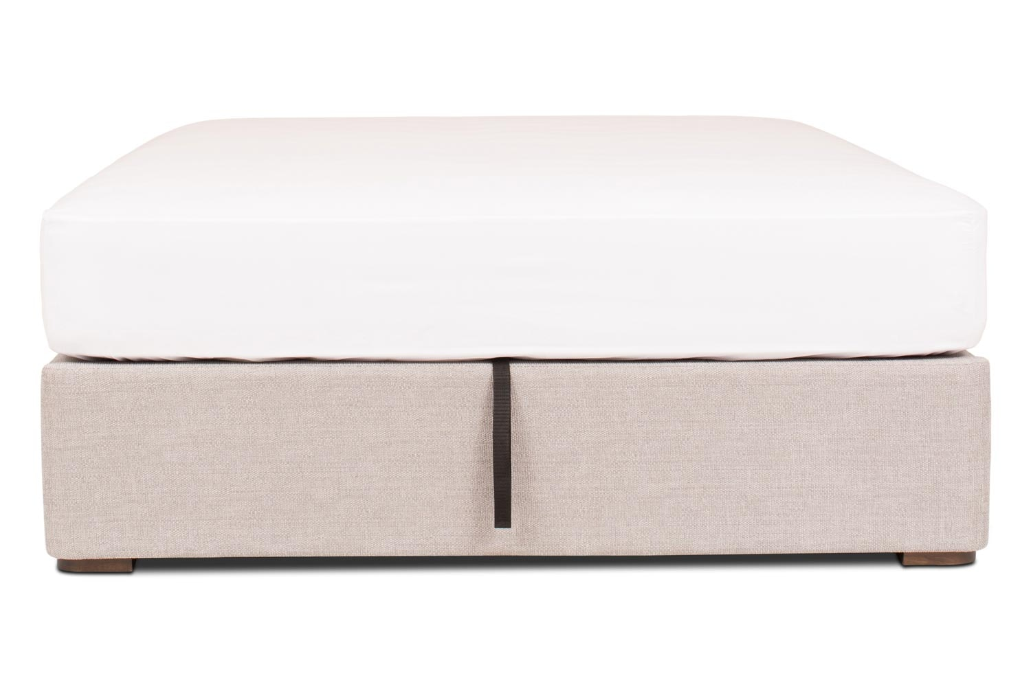 Duval Base | 6Ft | Ottoman Grey