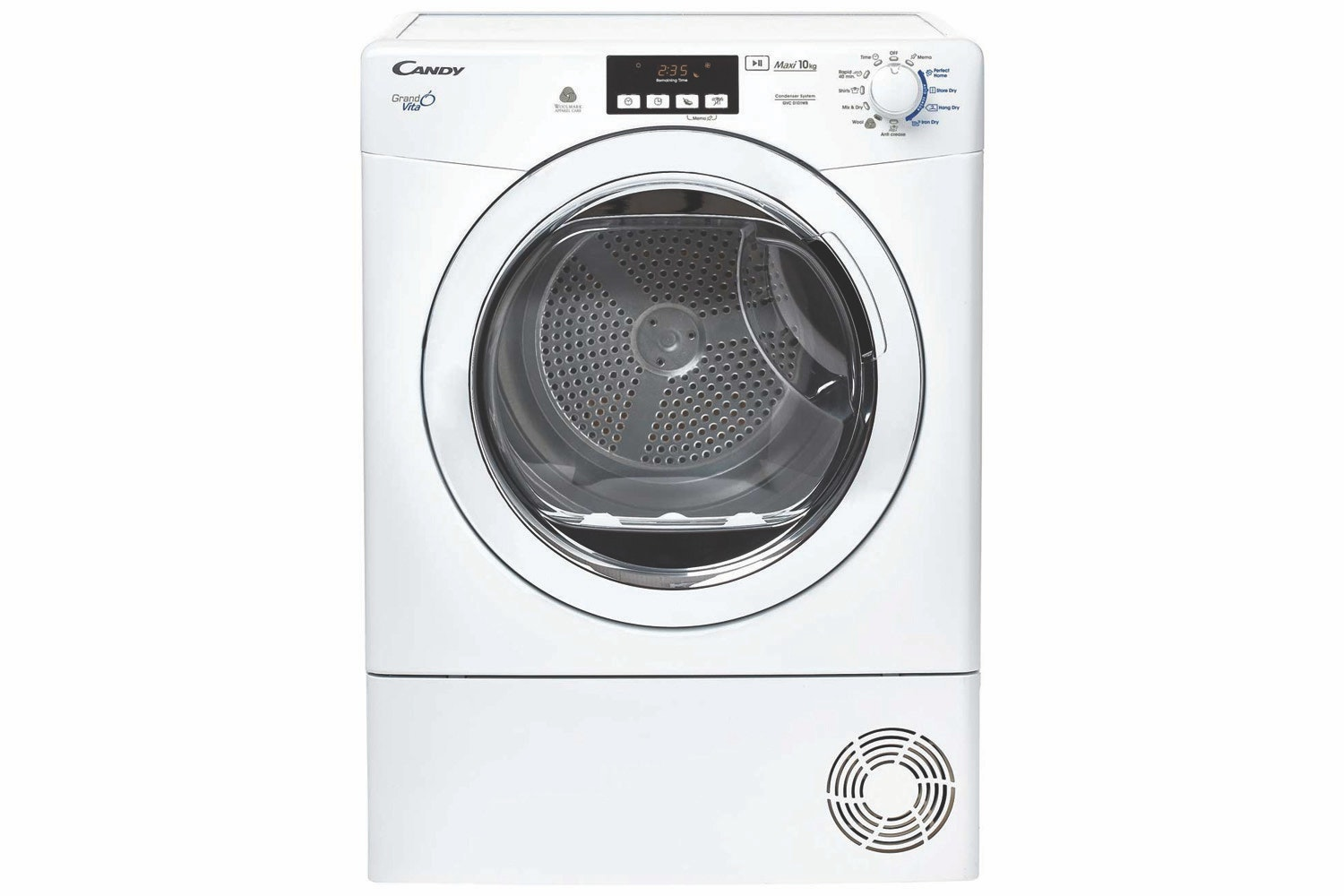 Candy 10kg Condenser Dryer | GVCD101WB-80