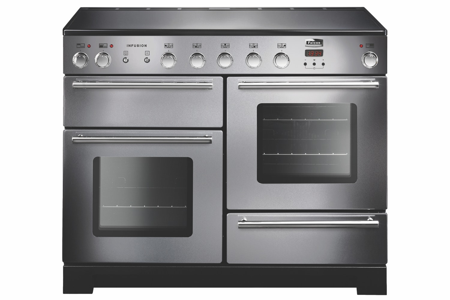 Rangemaster Infusion 110cm Electric Range Cooker | INF110EISS | Stainless Steel