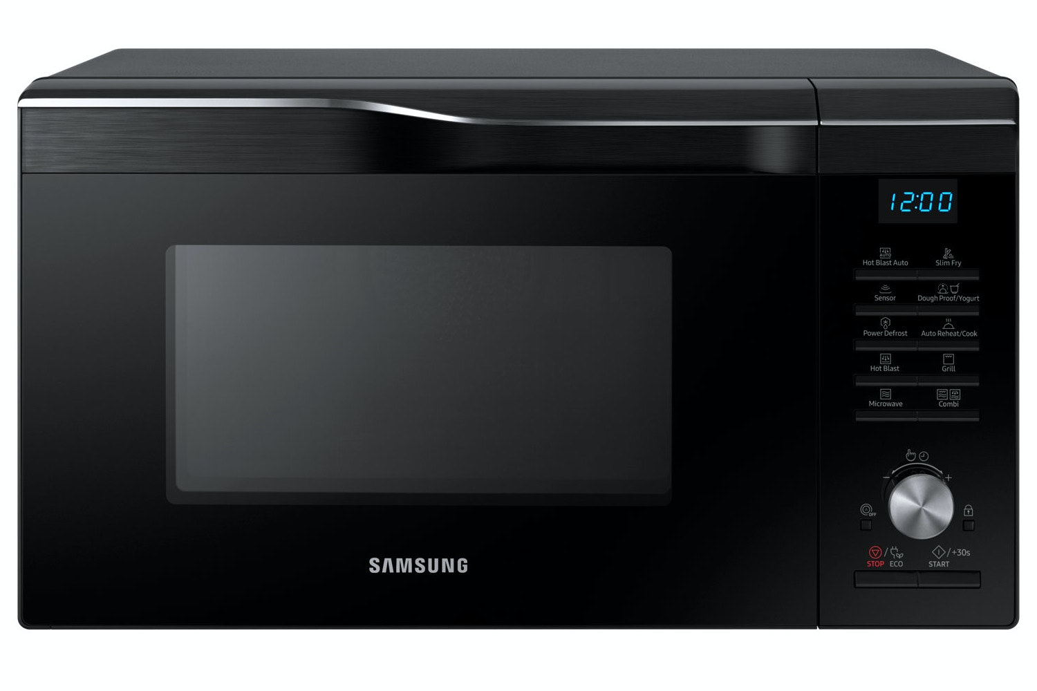 Samsung 28L 1400W Combination Microwave | MC28M6075CK/EU | Black