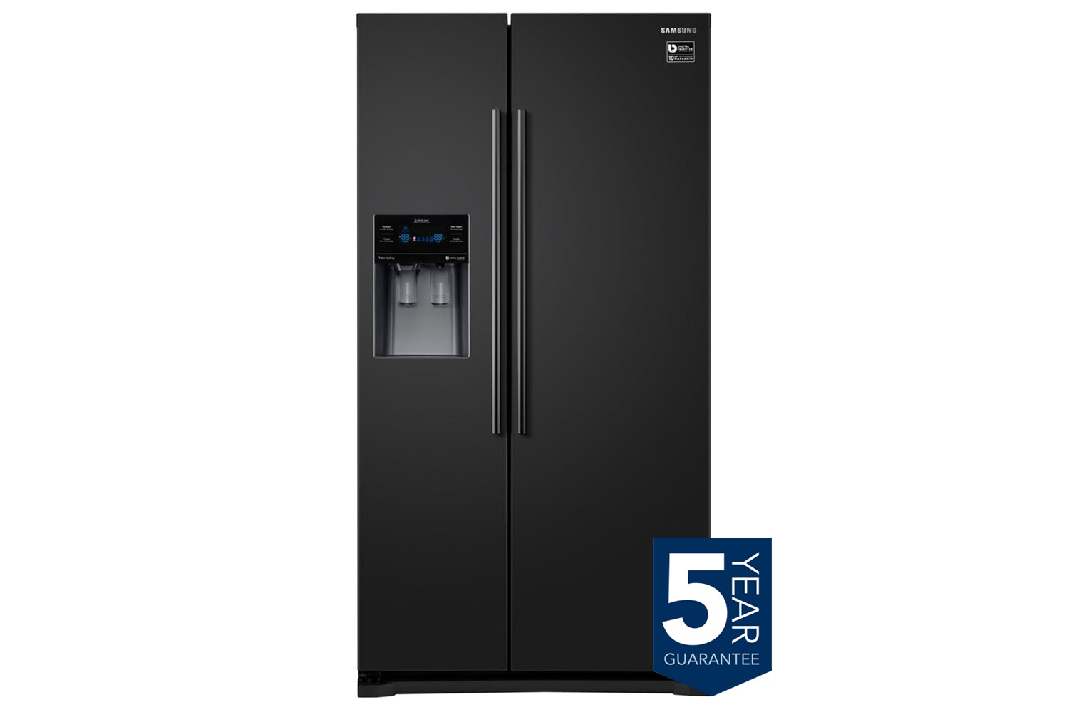 Samsung RS4000K Series Side by Side Style Fridge Freezer| RS53K4400BC/EU