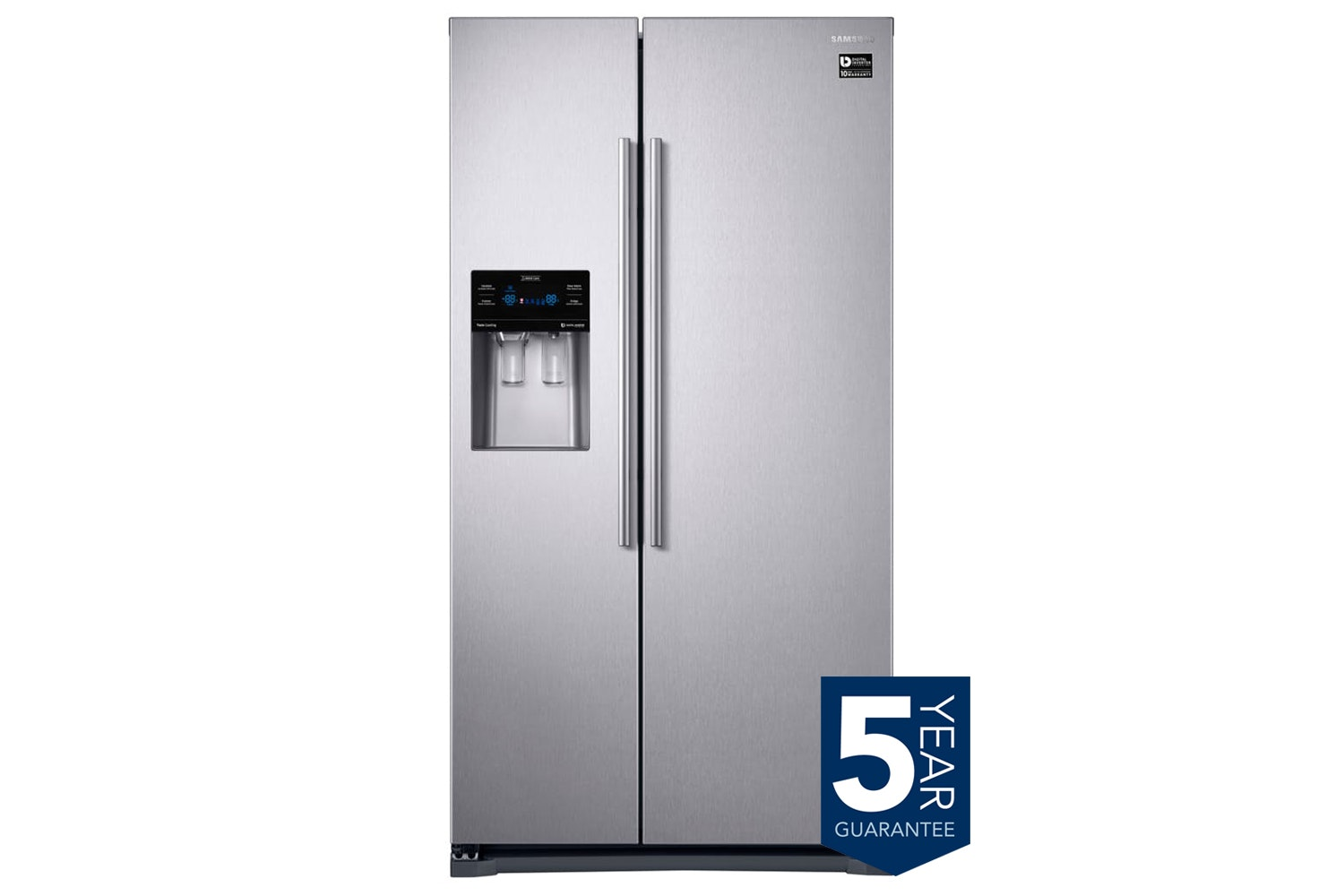 Samsung RS4000K Series Side by Side Style Fridge Freezer| RS53K4400SA/EU