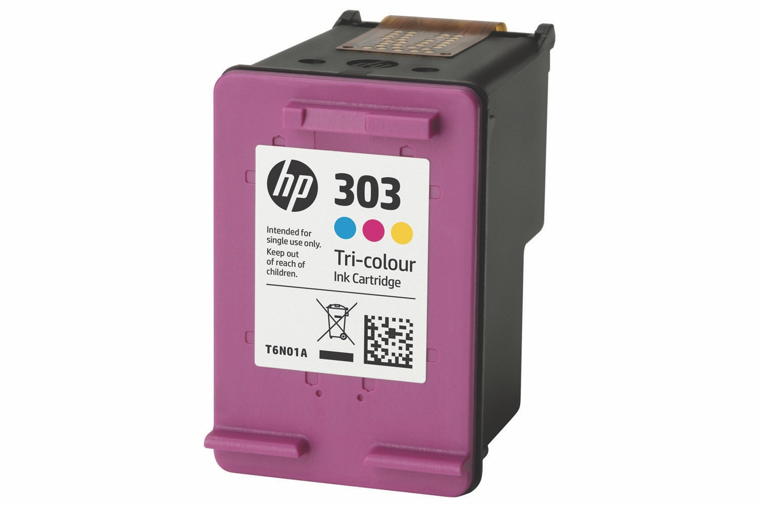 HP T6N01AE 303 Tri-color Ink