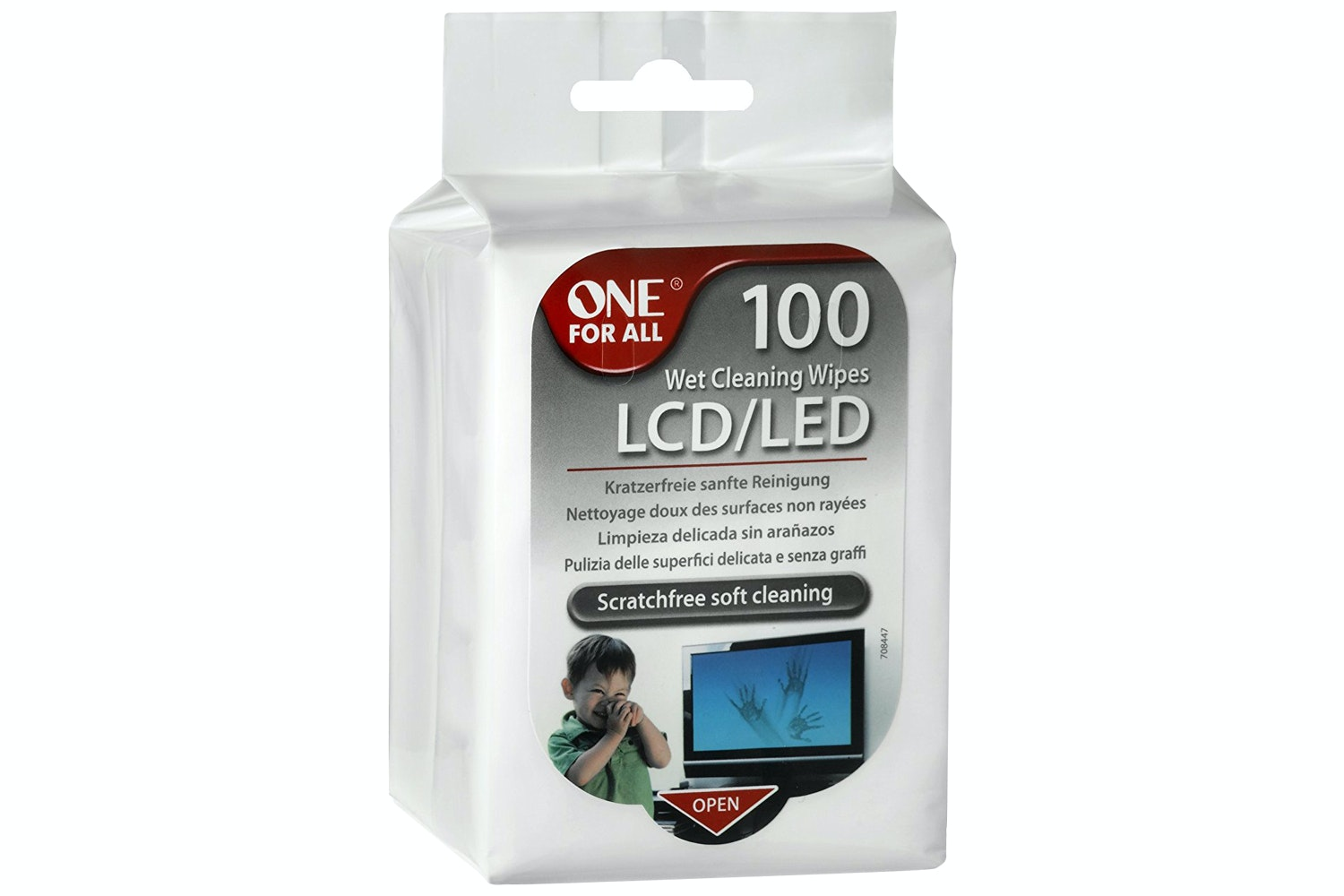 One For All Wet Cleaning Wipes | SV8405