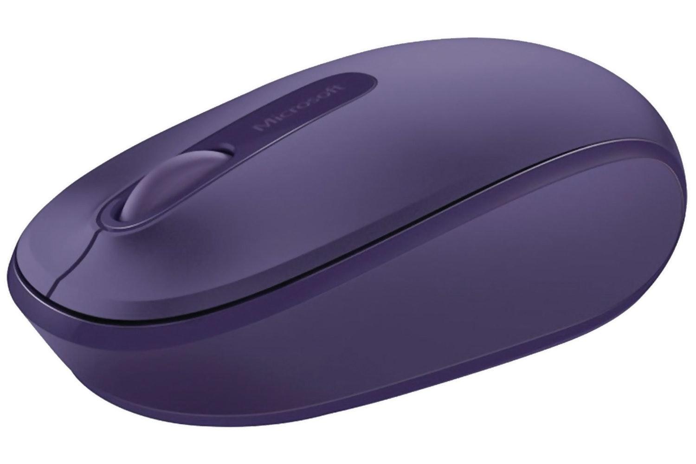 Microsoft 1850 Wireless Mobile Mouse | Pantone Purple