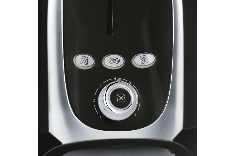 Breville Style 2 Slice Toaster   Black