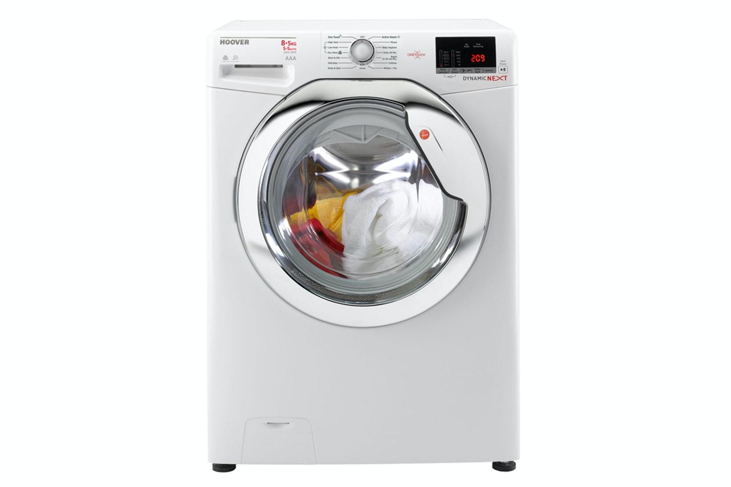 Hoover 8kg Smart Washer / 5kg Dryer | WDXOC485C