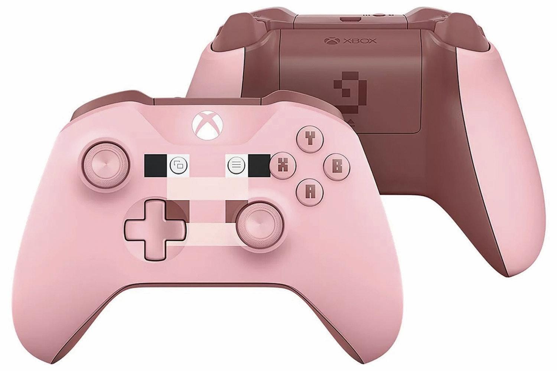 Xbox One Controller | Pink Minecraft