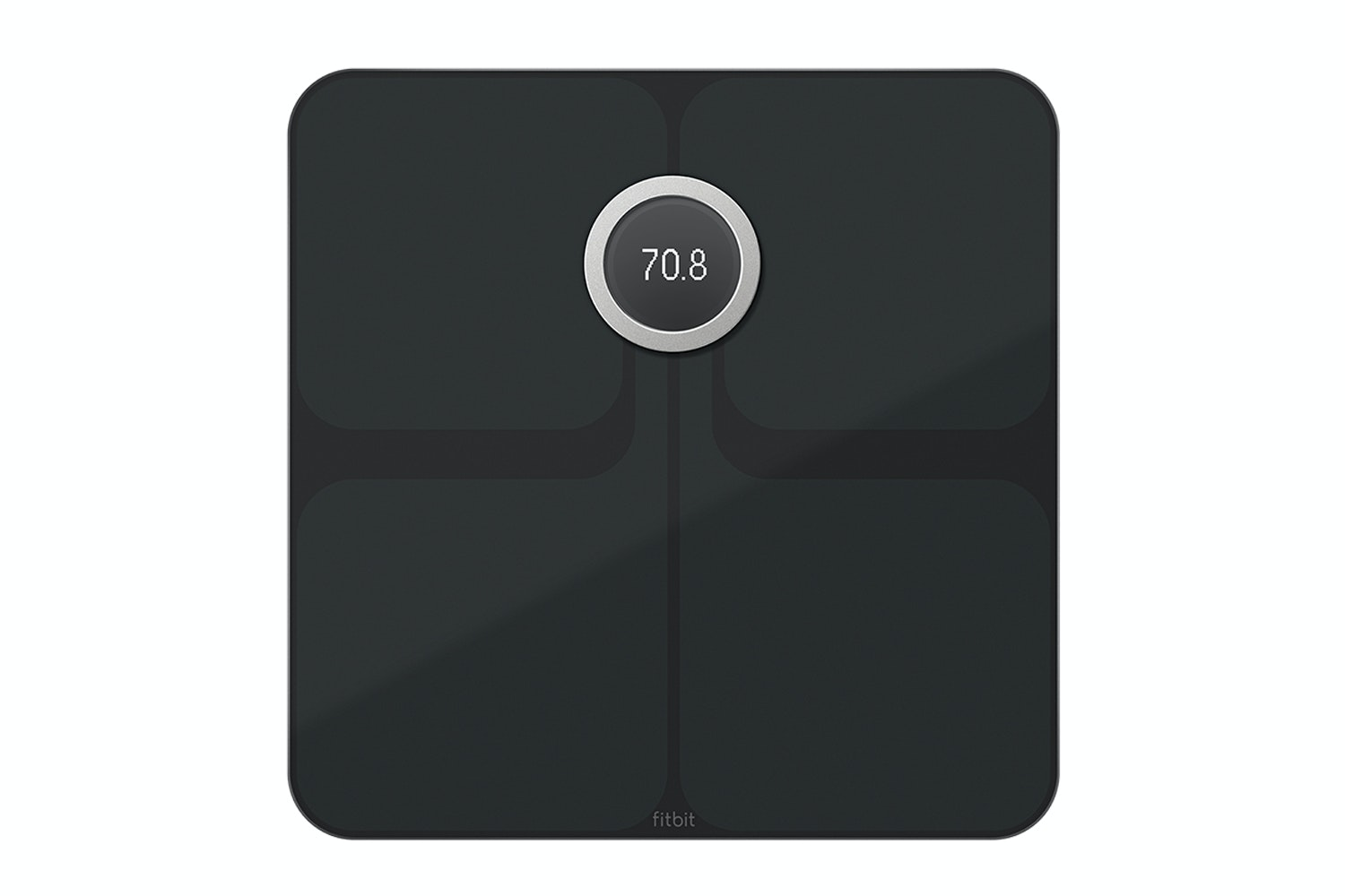 Fitbit Aria 2 WiFi Smart Scale | Black