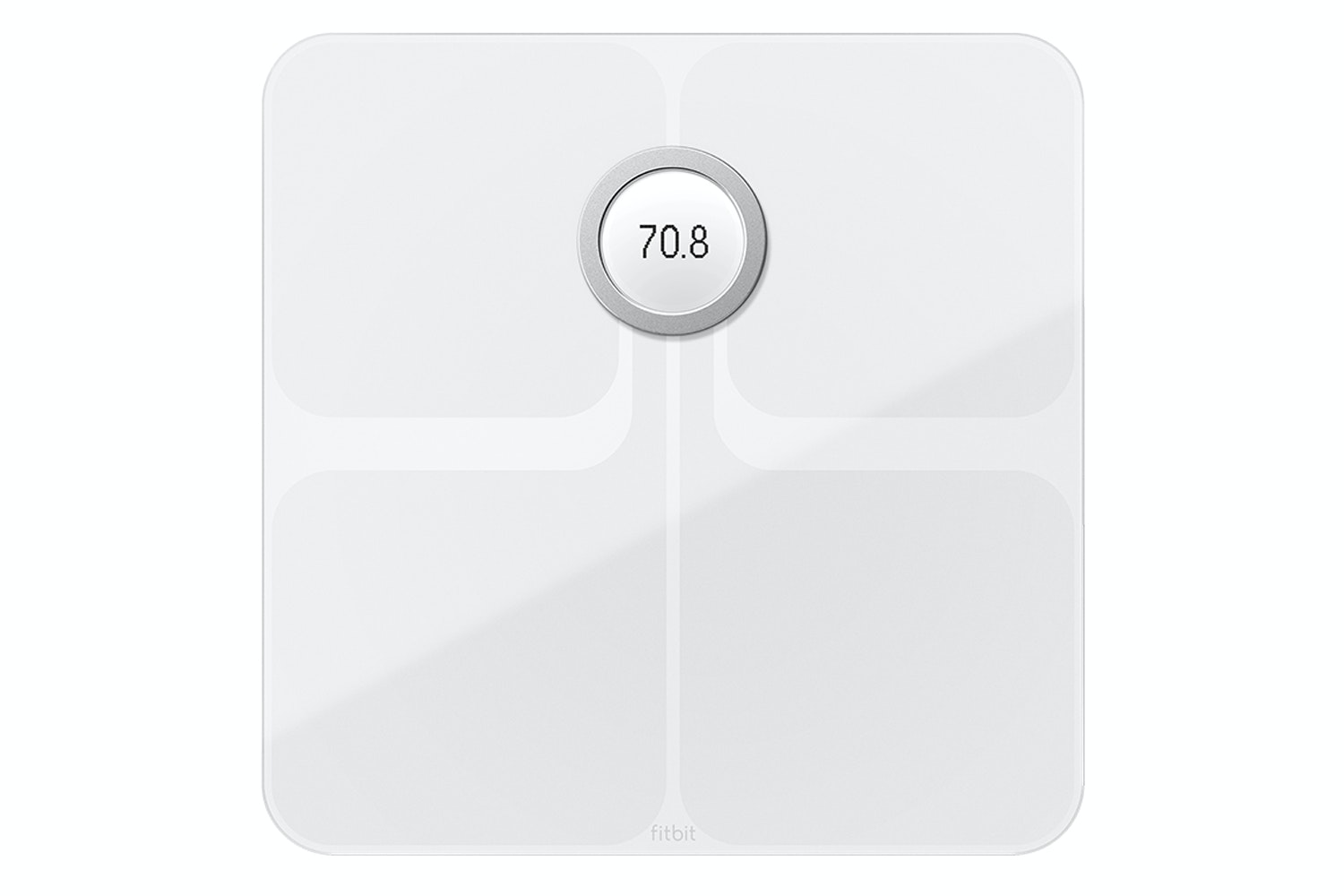 Fitbit Aria 2 WiFi Smart Scale | White