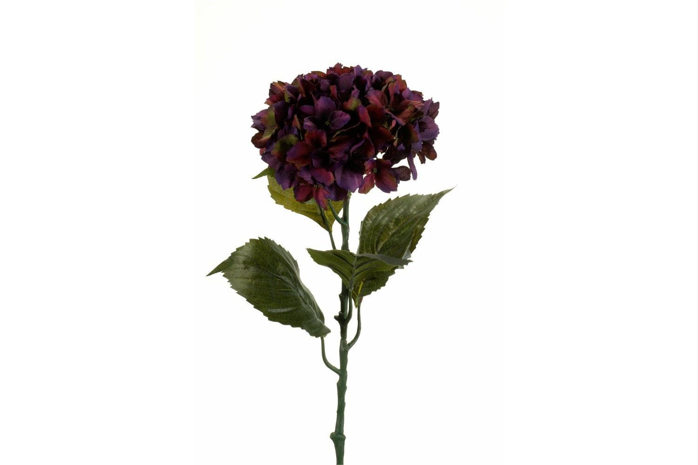 Hydrangea Spray | Purple | 80cm