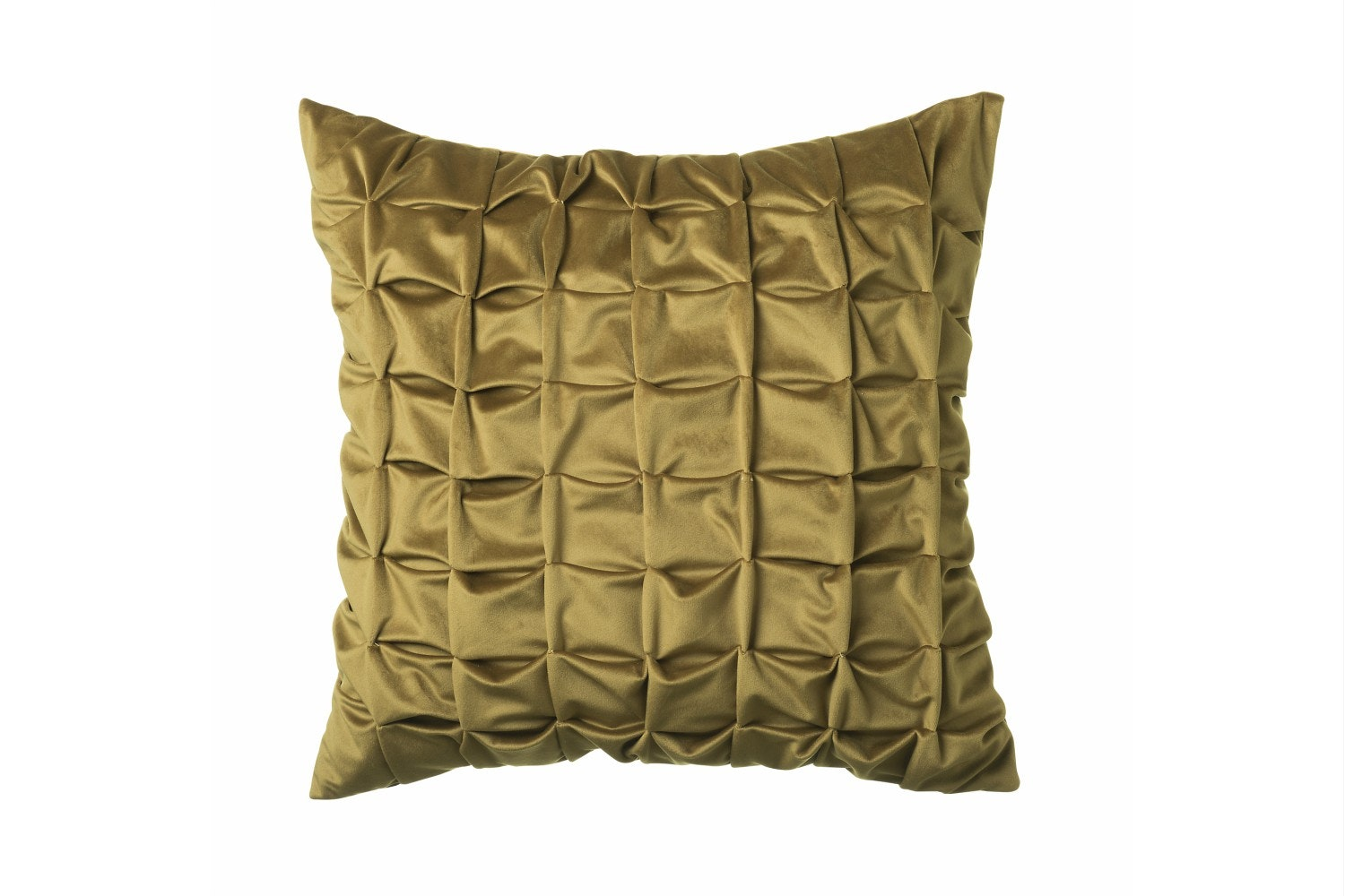 Scatterbox Origami Antique Gold Cushion | 45X45cm
