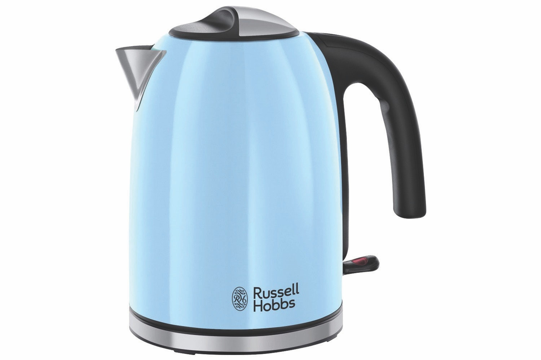 Russell Hobbs 1.7L Kettle | 20417 | Blue