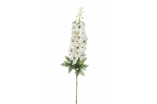 Delphinium Spray | Cream