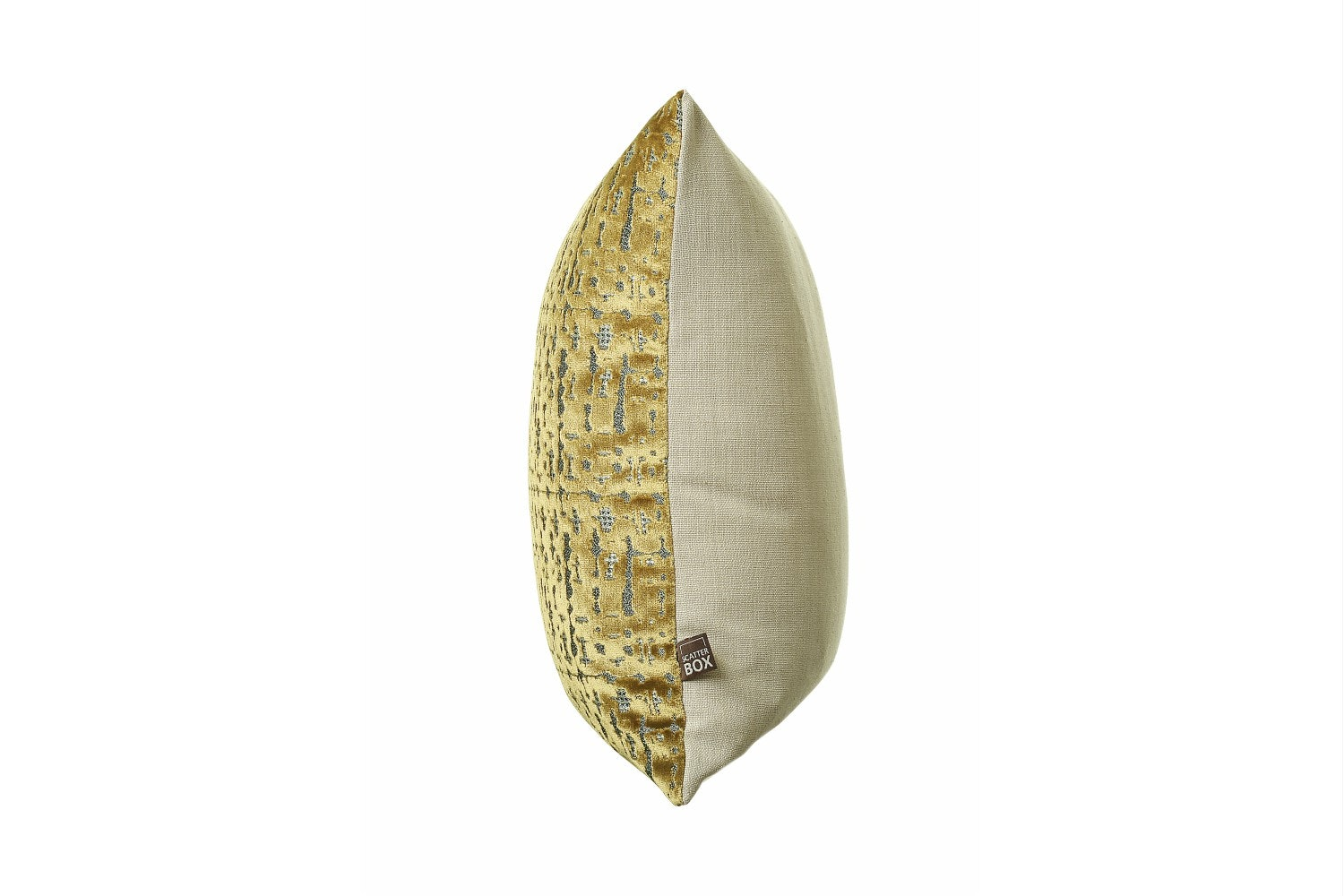 Scatterbox Relic Antique Gold Cushion | 43X43cm