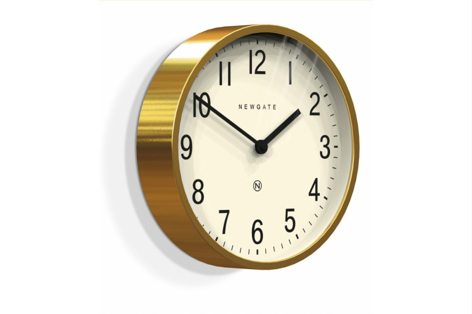 Master Edwards Clock | Gold