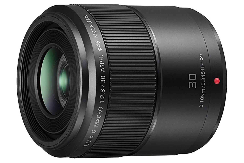 Panasonic LUMIX G 30mm Lens   Black