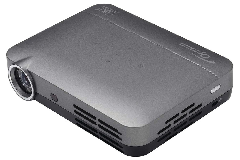 Optoma DLP WXGA Home Entertainment Projector | Grey