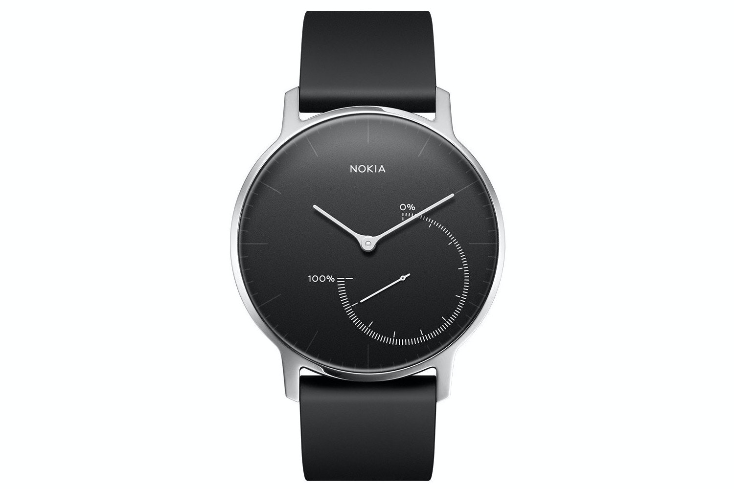Nokia Steel Activity Tracker Watch | Black