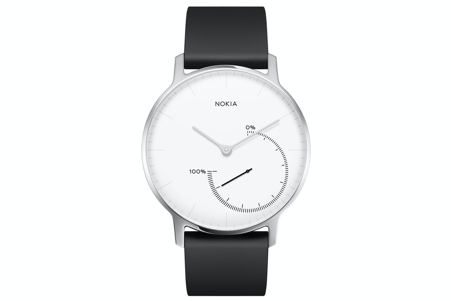 Nokia Steel Activity Tracker Watch | White