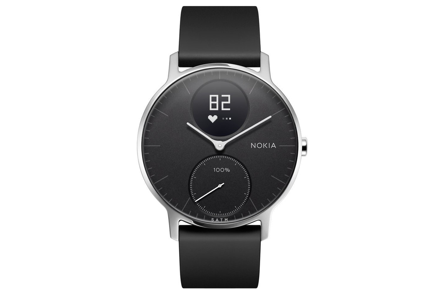 Nokia Steel HR | Black