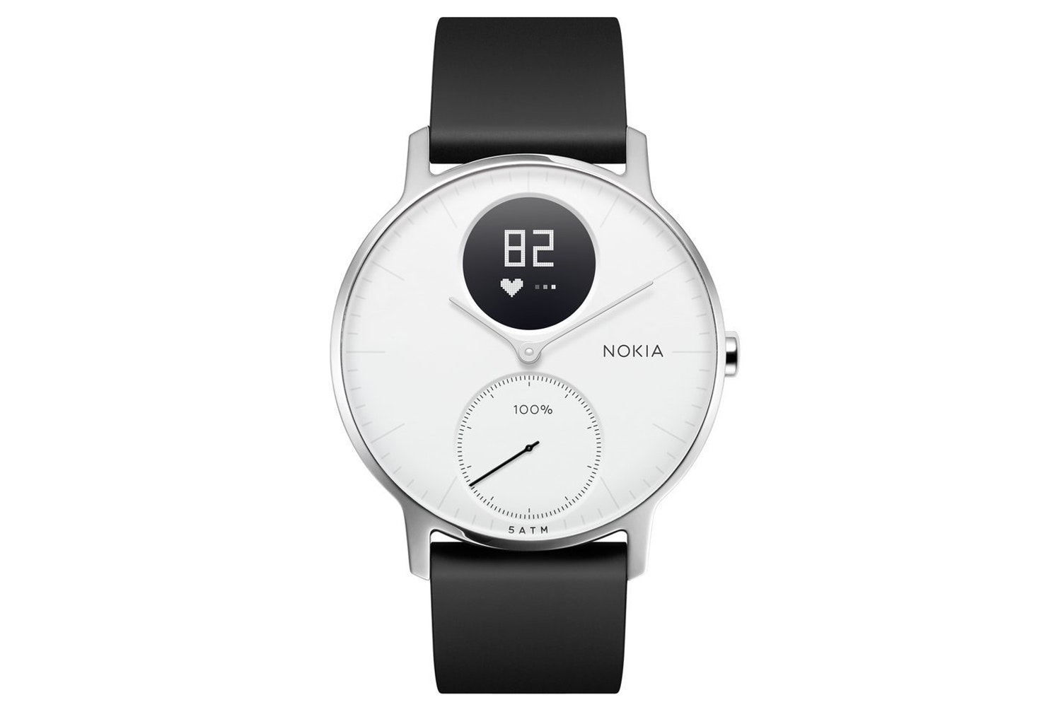 Nokia Steel HR | White