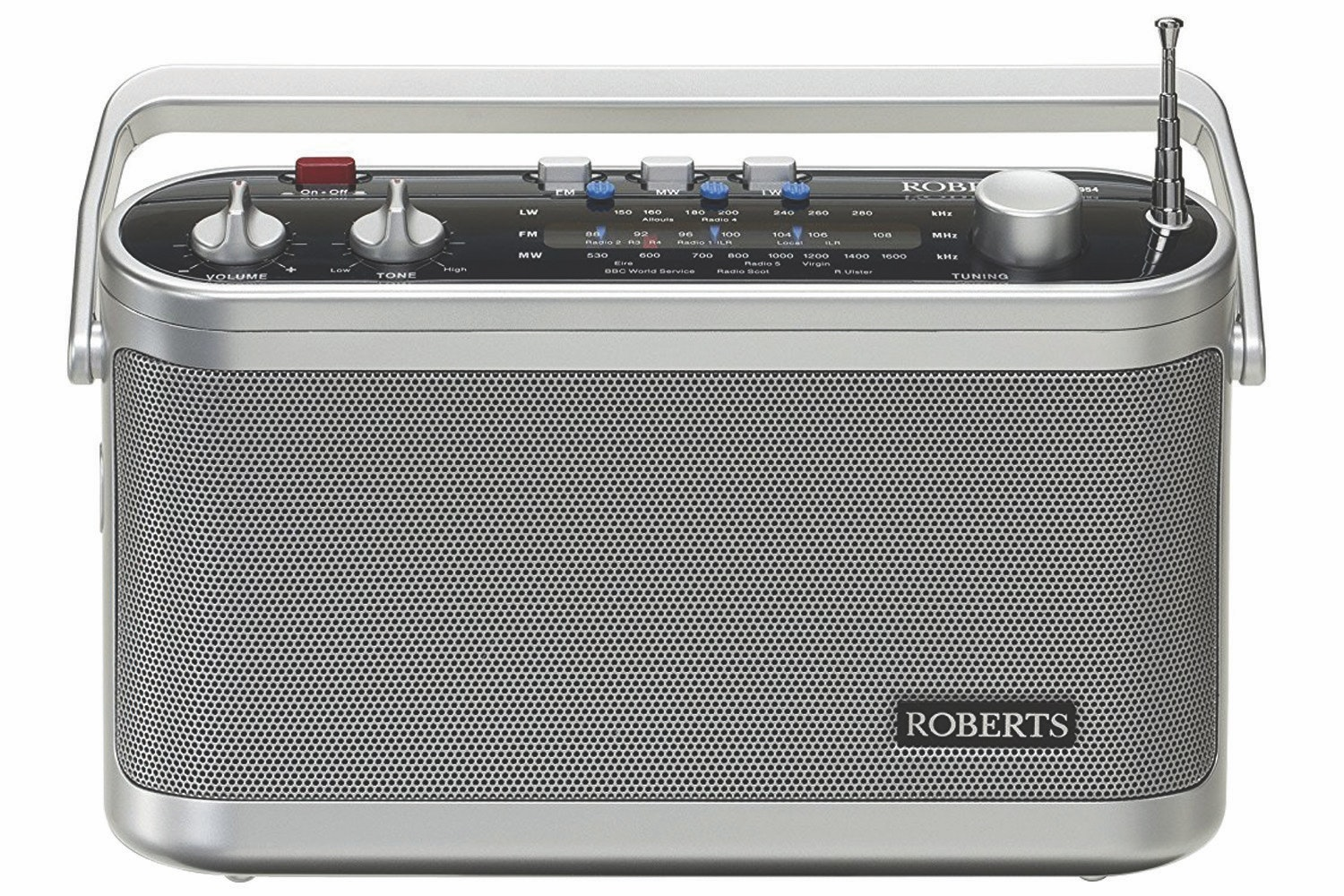 Roberts Classic 3 Band Portable Radio | R9954