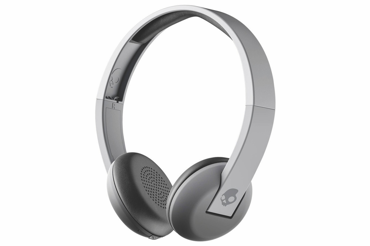 Skullcandy Uproar On Ear Wireless Headphones | Grey
