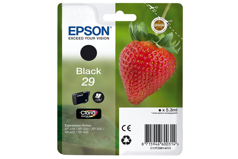 Epson C13 T2981 Ink | Black