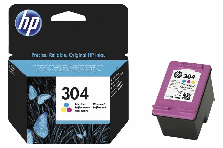HP N9K05AE Tri-color Ink Cartridge