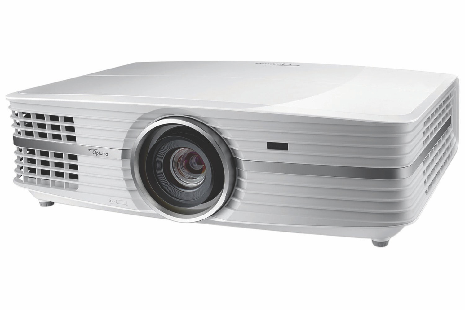 Optoma DLP 4K UHD Home Entertainment Projector | White