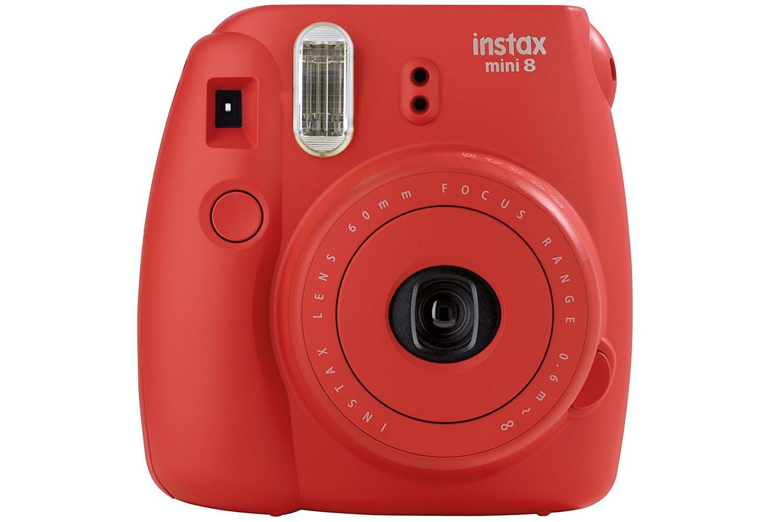 Fujifilm Instax Mini 8 Instant Film Camera | Raspberry