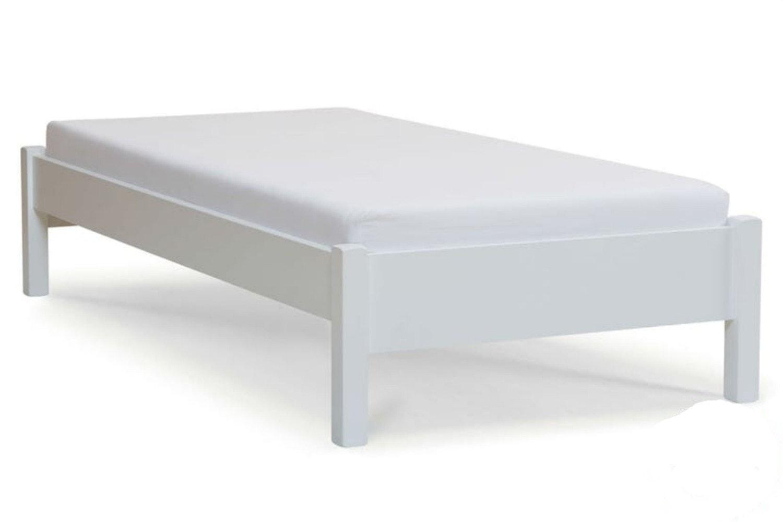 Emily Loft Bed Frame   3ft   White