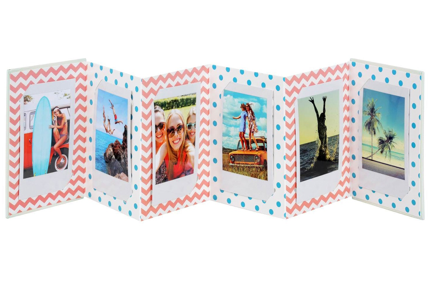 Fujifilm Instax Accordion Photo Frame | Summer